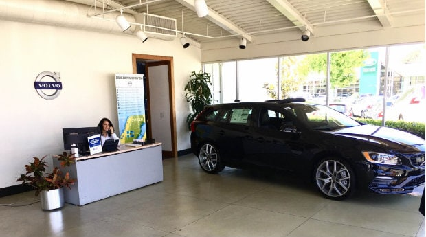 Volvo dealer serving Orange County