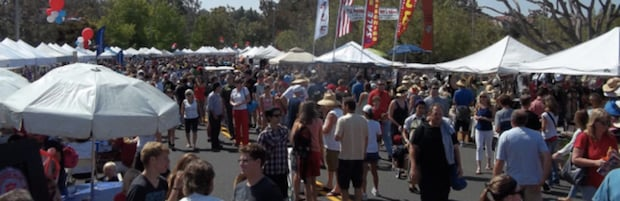 Fourth of July events in Mission Viejo