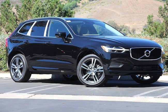 New 2019 Volvo XC60 T5 Momentum SUV in Mission Viejo, CA