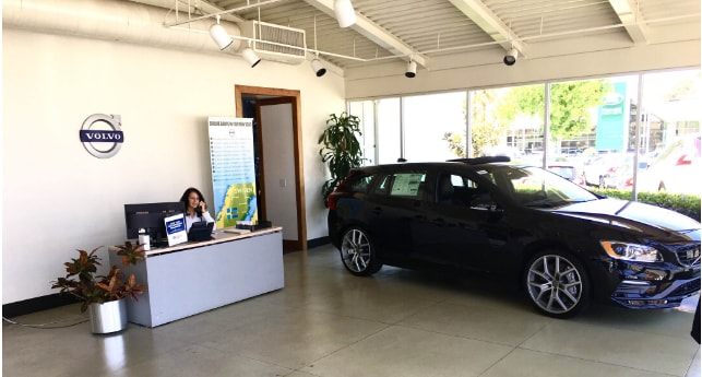 About Volvo of Mission Viejo