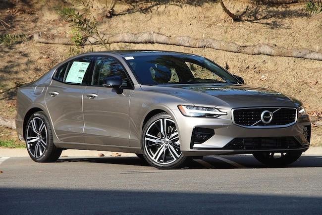New 2019 Volvo S60 T5 R-Design Sedan in Mission Viejo, CA