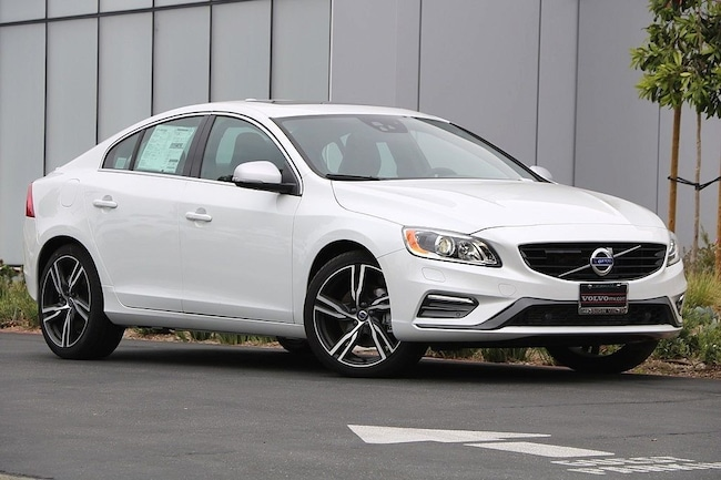 New 2017 Volvo S60 T6 AWD R-Design Platinum Sedan in Mission Viejo, CA