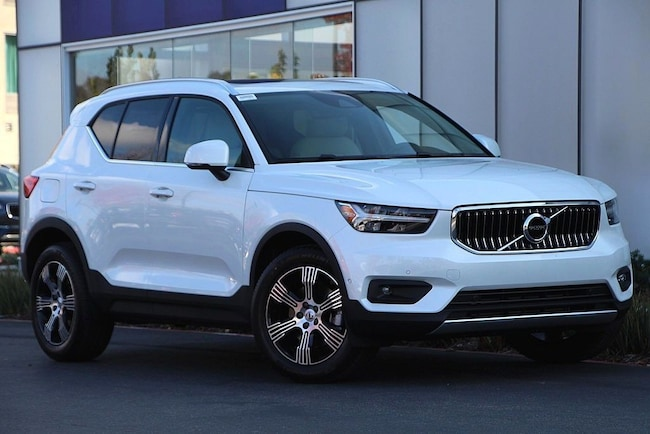 New 2019 Volvo XC40 T4 Inscription SUV in Mission Viejo, CA