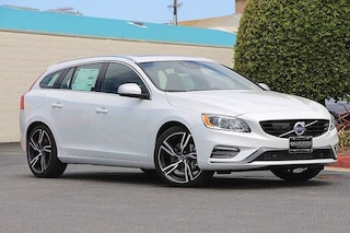 New Volvo 2017 Volvo V60 T6 AWD R-D T6 AWD R-Design Platinum for sale in Seaside, CA