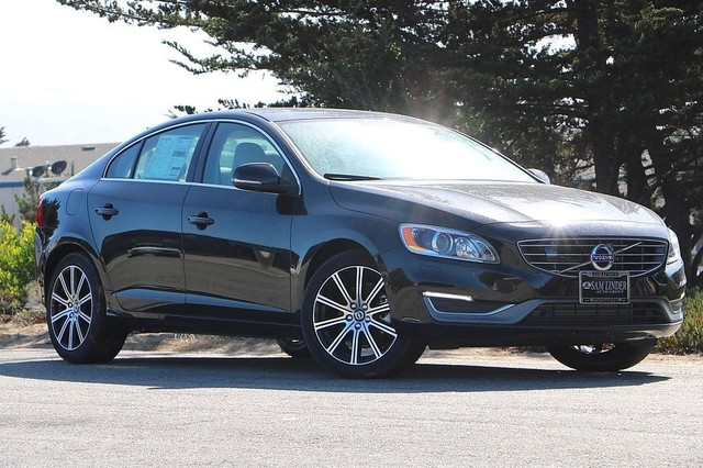 2017 Volvo S60i T5 FWD Inscription Platinum Sedan