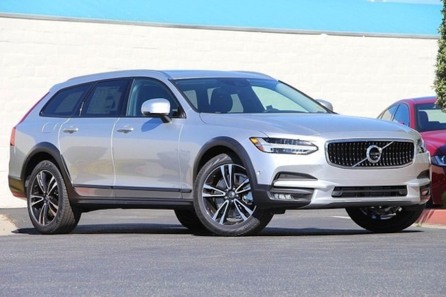 New 2018 Volvo V90 Cross Country T5 AWD Wagon in Seaside, CA