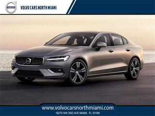 New 2019 Volvo S60 T6 Momentum Sedan 7JRA22TK8KG003165 for sale in Miami, FL at Volvo of North Miami