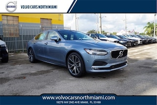 New 2019 Volvo S90 T5 Momentum Sedan LVY102MK8KP080453 for sale in Miami, FL at Volvo of North Miami