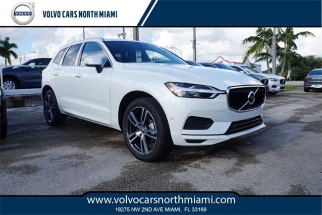 New 2019 Volvo XC60 T5 Momentum SUV for sale in Miami, FL