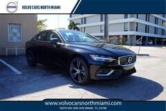 2019 Volvo S60 T5 Inscription Sedan 7JR102FL0KG004143 for sale in Miami, FL