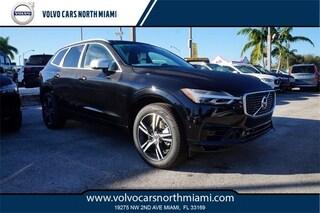 New 2019 Volvo XC60 Hybrid T8 R-Design SUV LYVBR0DM0KB237783 for sale in Miami, FL at Volvo of North Miami