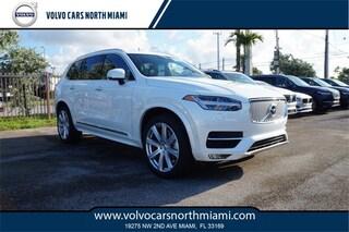 New 2019 Volvo XC90 T6 Inscription SUV YV4A22PL6K1438381 for sale in Miami, FL at Volvo of North Miami