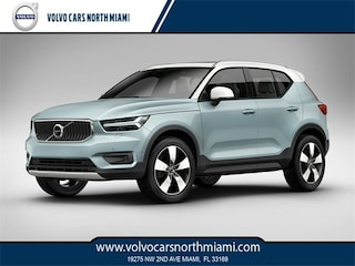 New 2019 Volvo XC40 Momentum SUV YV4162UK3K2084295 for sale in Miami, FL at Volvo of North Miami