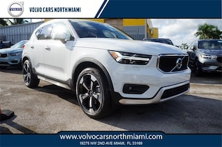 New 2019 Volvo XC40 Momentum SUV YV4162UK1K2069228 for sale in Miami, FL at Volvo of North Miami