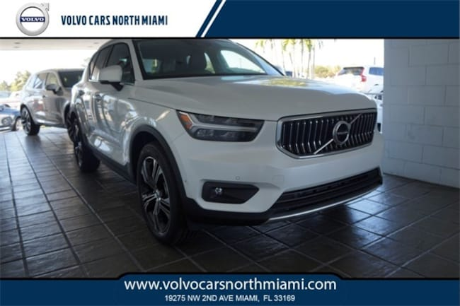 New 2019 Volvo XC40 T5 Inscription SUV in Miami, FL