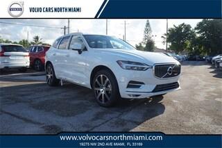 New 2019 Volvo XC60 T5 Inscription SUV LYV102DL3KB200588 for sale in Miami, FL at Volvo of North Miami