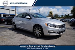 Used 2016 Volvo S60 T5 Drive-E Inscription Sedan for sale in Miami, FL at Volvo of North Miami