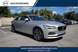 New 2018 Volvo S90 T6 Momentum Sedan LVY992MK1JP019789 for sale in Miami, FL at Volvo of North Miami