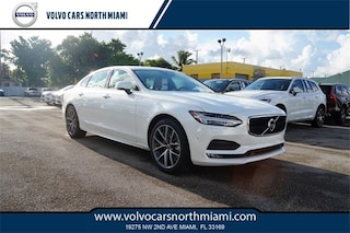 New 2019 Volvo S90 T6 Momentum Sedan LVYA22MK4KP080394 for sale in Miami, FL at Volvo of North Miami