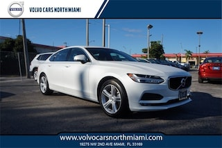 Used 2018 Volvo S90 T5 AWD Momentum Sedan for sale in Miami, FL at Volvo of North Miami