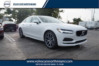 New 2019 Volvo S90 T5 Momentum Sedan LVY102MK7KP079374 for sale in Miami, FL at Volvo of North Miami