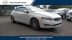 Used 2017 Volvo S60 T5 Inscription Sedan for sale in Miami, FL at Volvo of North Miami