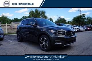 New 2019 Volvo XC40 T4 Inscription SUV YV4AC2HL9K2085558 for sale in Miami, FL at Volvo of North Miami