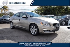 Used 2016 Volvo S60 T5 Drive-E Premier Sedan for sale in Miami, FL at Volvo of North Miami