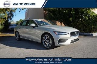 New 2019 Volvo S60 T6 Momentum Sedan 7JRA22TKXKG002440 for sale in Miami, FL at Volvo of North Miami