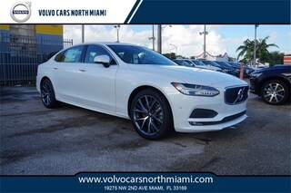 New 2019 Volvo S90 T6 Momentum Sedan LVYA22MKXKP080531 for sale in Miami, FL at Volvo of North Miami