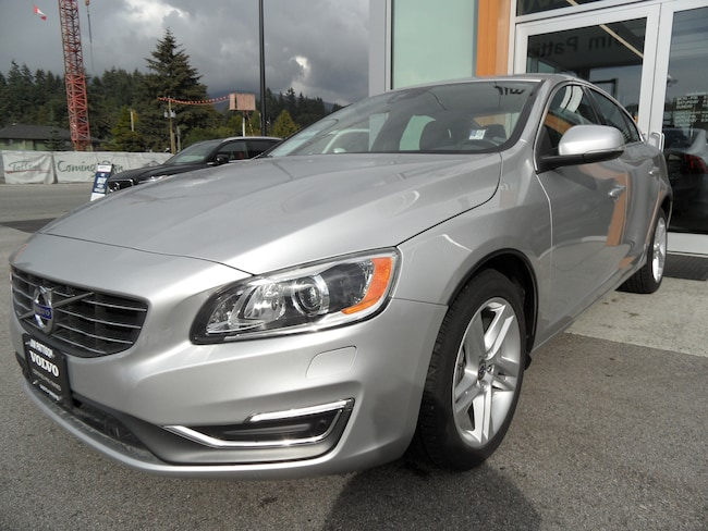 2015 Volvo S60 T5 AWD Premier Plus / BLIS (Blind Spot) Sedan