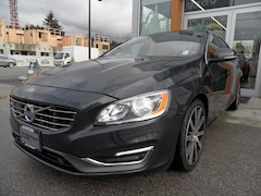 2015 Volvo S60 T6 AWD Premier Plus Sedan