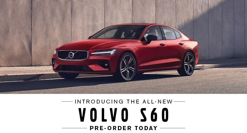 All-New Volvo 2019 S60
