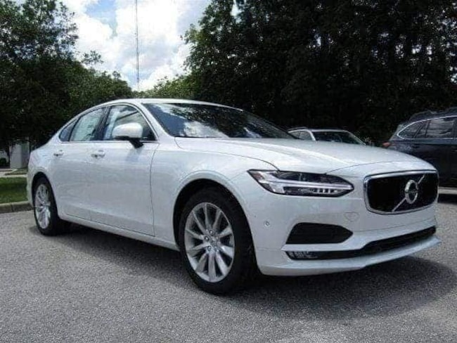 מעולה  New 2017 Volvo S90 For Sale at Volvo of Ocala | VIN: YV1A22MK8H1016744 PD-06