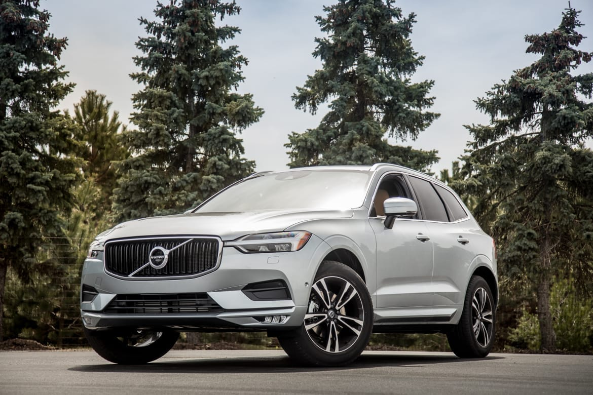 Best Luxury Compact Suv >> What S The Best Luxury Compact Suv For 2018 Volvo Cars Oklahoma City