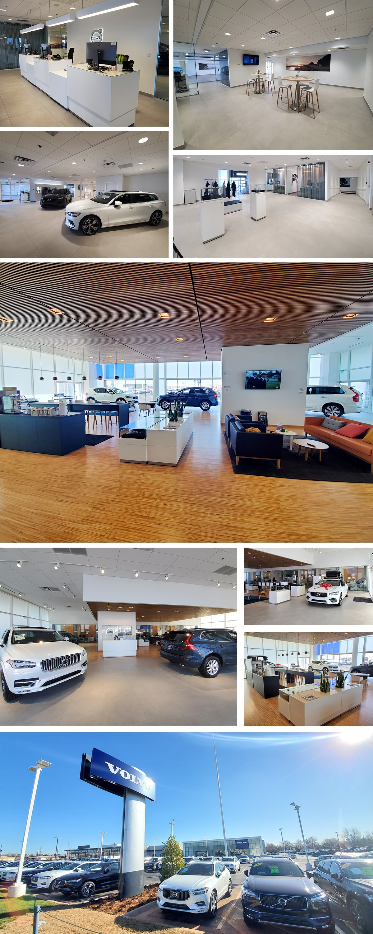 Volvo Cars Oklahoma City - Your Premier Volvo Dealership Sales and Service Center