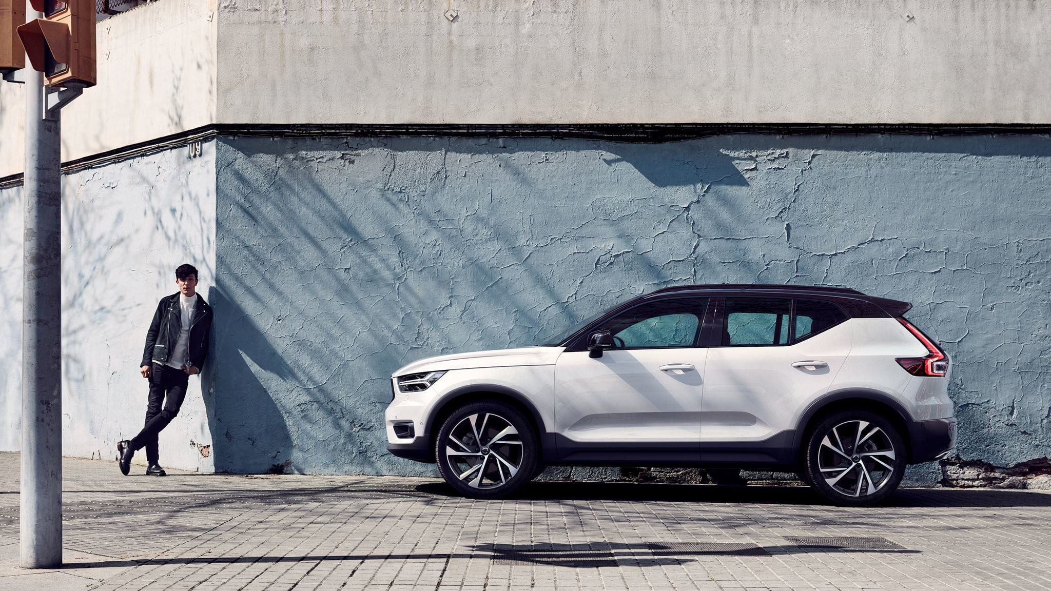 Meet the All-New 2019 Volvo XC40 in Oklahoma City