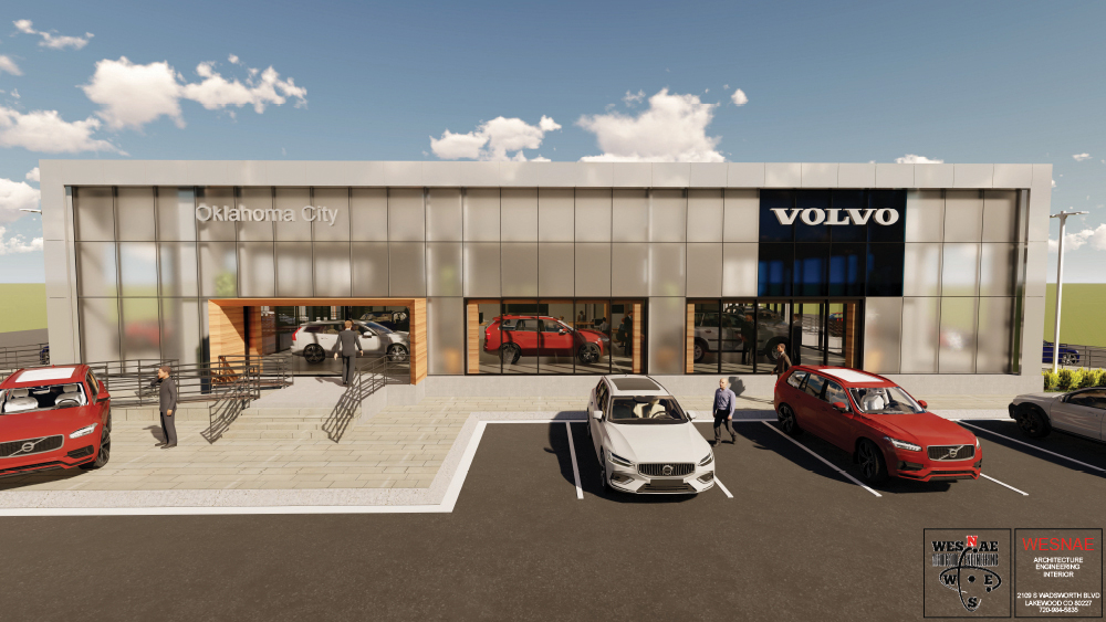 Volvo Cars Oklahoma City New Facility Coming Late Fall 2019