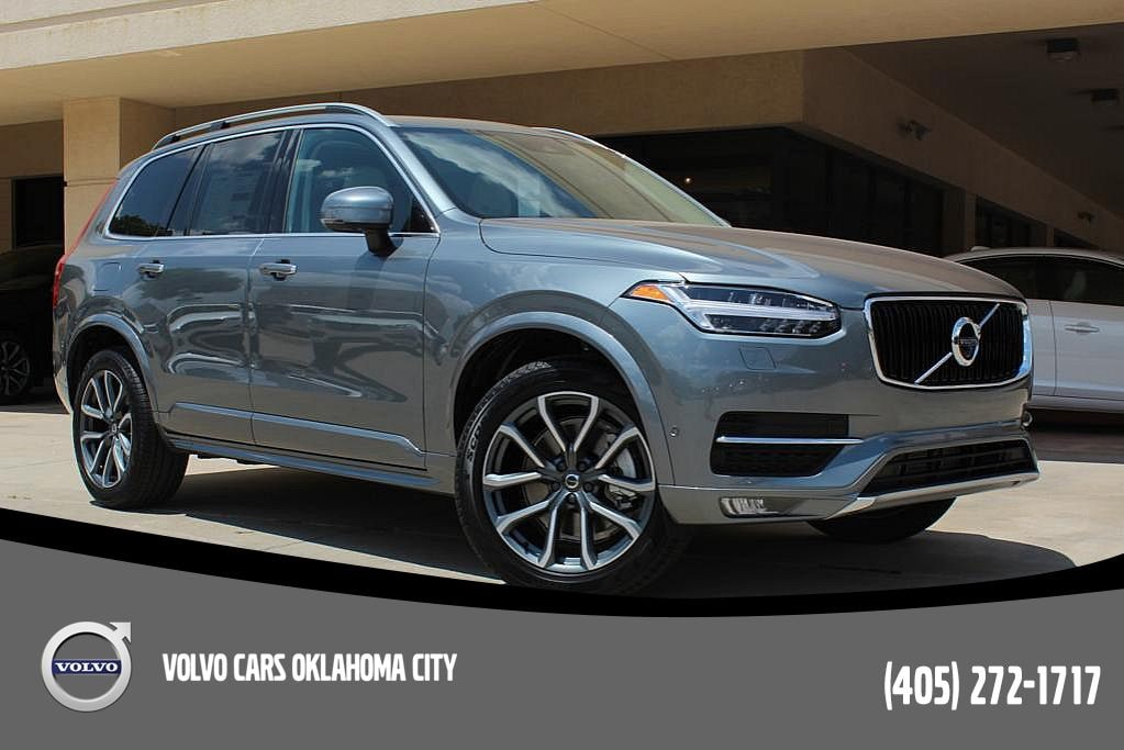 Featured New 2019 Volvo XC90 T6 Momentum SUV for sale in Oklahoma City, OK