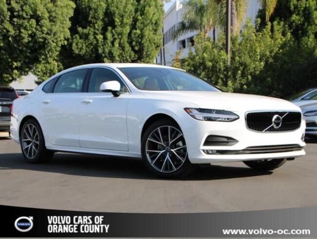New 2019 Volvo S90 T5 Momentum Sedan in Santa Ana CA