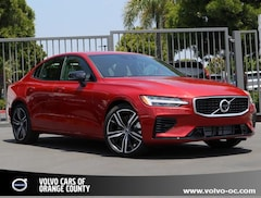 New 2019 Volvo S60 Hybrid T8 R-Design Sedan in Santa Ana CA