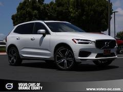 New 2019 Volvo XC60 Hybrid T8 R-Design SUV in Santa Ana CA