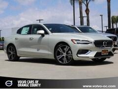 New 2019 Volvo S60 Hybrid T8 Inscription Sedan in Santa Ana CA