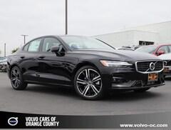 New 2019 Volvo S60 T5 R-Design Sedan in Santa Ana CA