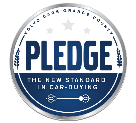 Volvo Cars Orange County Pledge