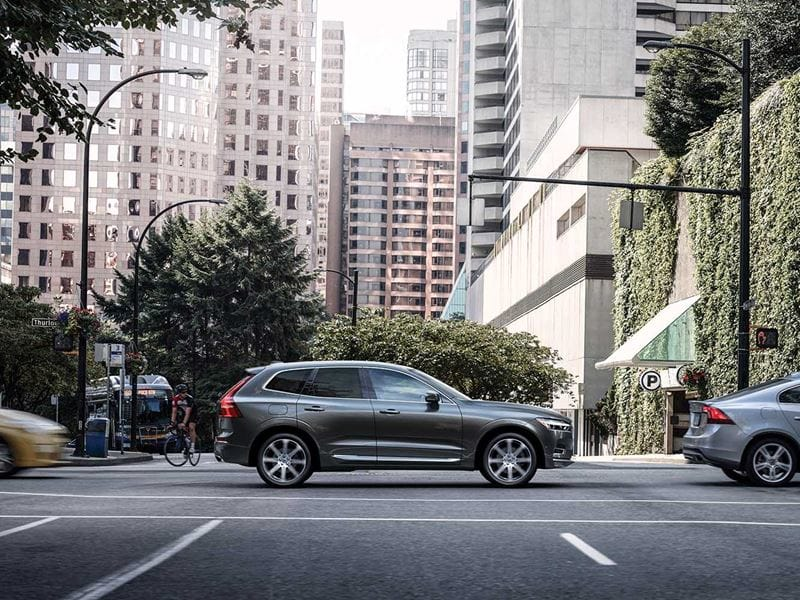 2019 Volvo XC60 - Safety