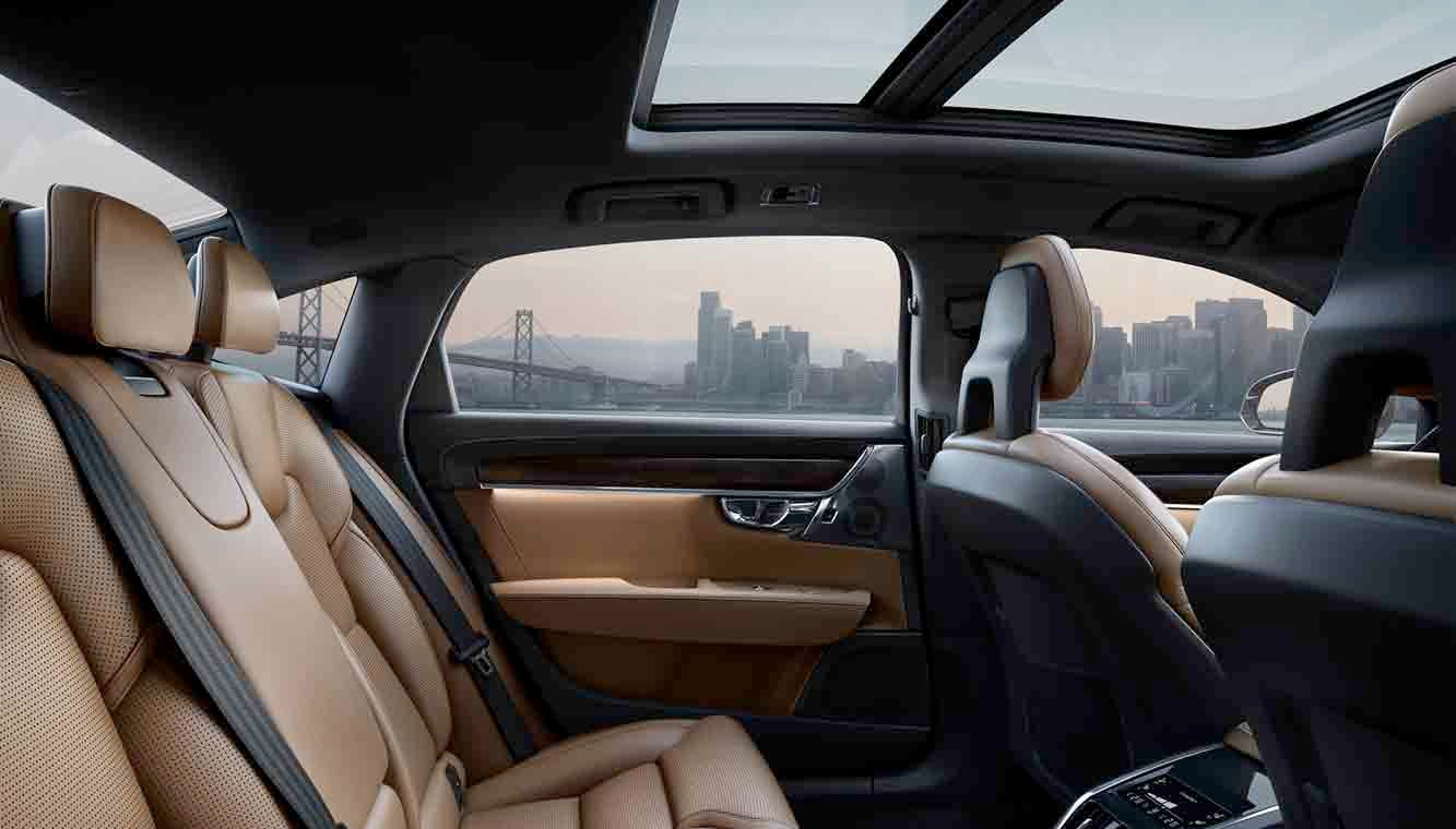 2019 Volvo S90 - Highlights