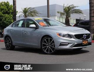 Certified Pre-Owned 2017 Volvo S60 T5 FWD Dynamic YV126MFL0H2432517 for Sale in Santa Ana, CA