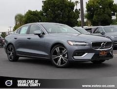 New 2019 Volvo S60 T5 Inscription Sedan in Santa Ana CA