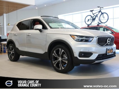 New 2019 Volvo XC40 For Sale at CIRCLE Automotive Group